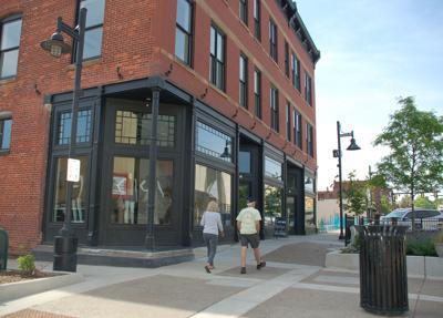 Hale building restored