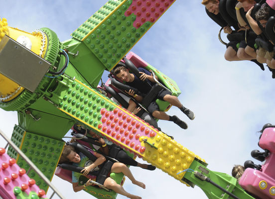 Berrien County Youth Fair: Schedule of events