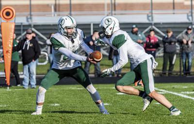 Hartford football focused on next big test