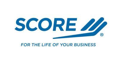 SCORE column logo for web