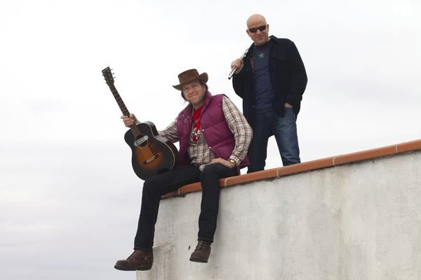 Unlikely blues duo returns to The Mitten