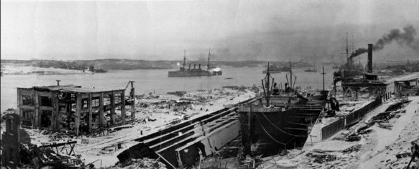 'The Great Halifax Explosion'