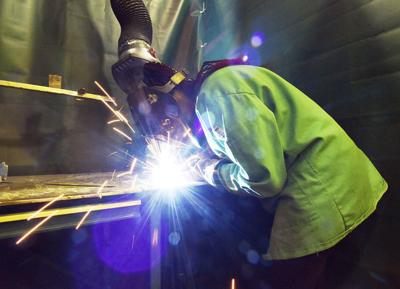 In demand: Welders