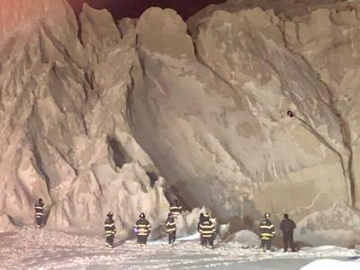Trespassers Escape Injury at LeHigh Quarry