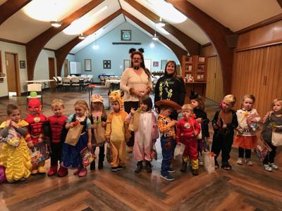 Halloween Time in County West