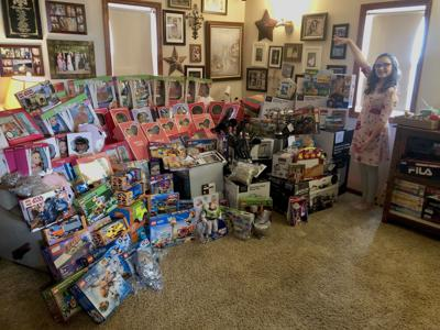 Josie's Dream Provides Toys and Much More