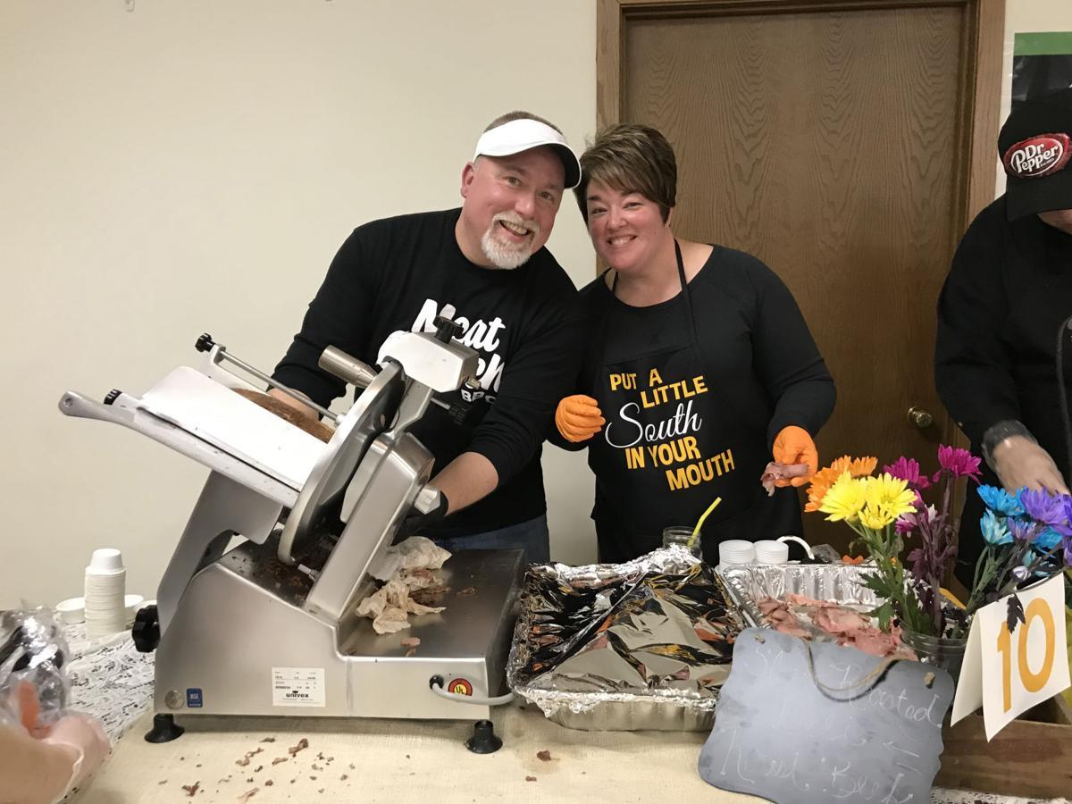 Unit 2 Teachers Cook Up Dollars for Scholars