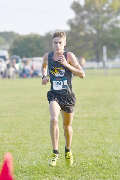 Rogers Finishes 2nd in National Race