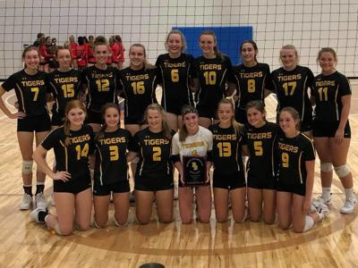 Volleyball remains on top