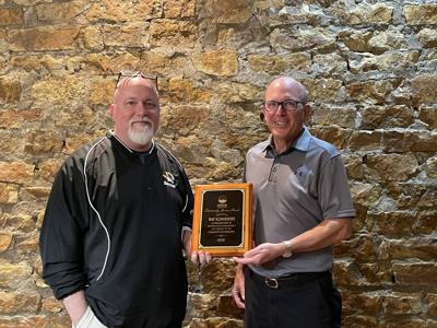 Ray Schneider Named  Citizen of the Year at Reception