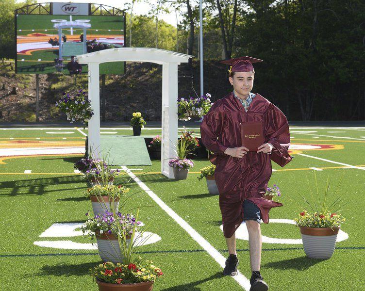 Whittier grads thank school