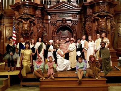 Young People's Theatre to perform Shakespeare