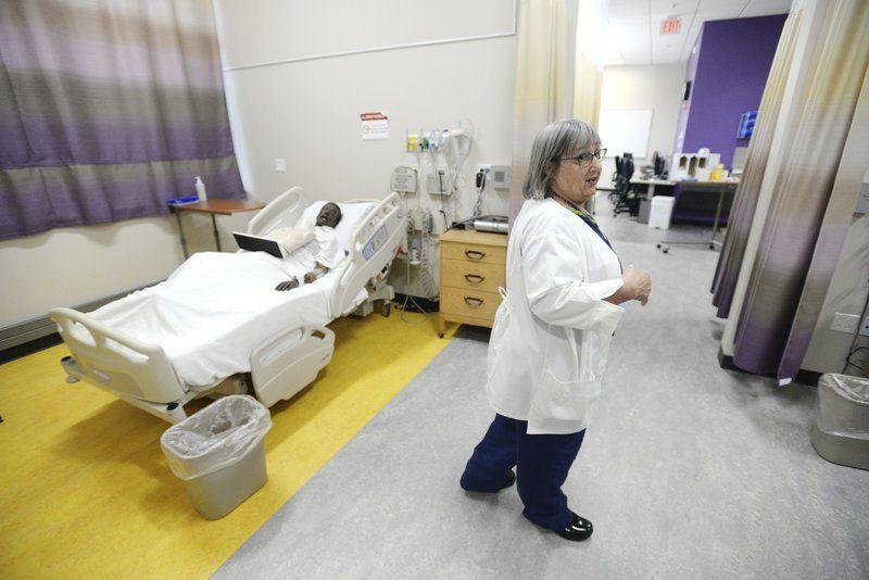 Training nurses is a tradition at NECC