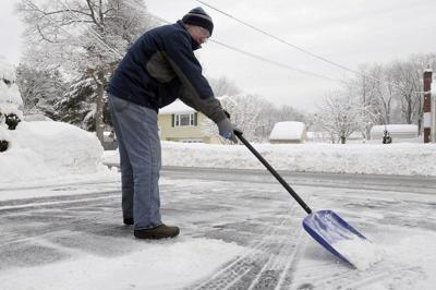 Police seeing cases of 'snow rage'