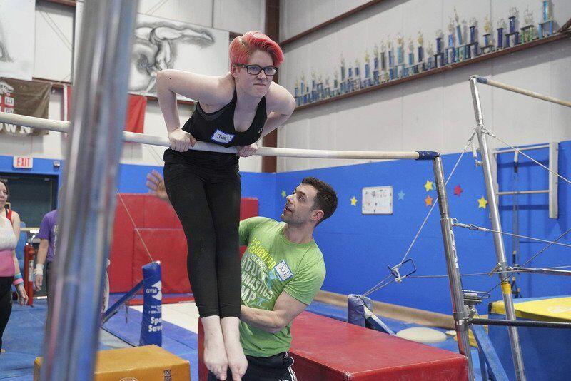 Starting a revolution in gymnastics