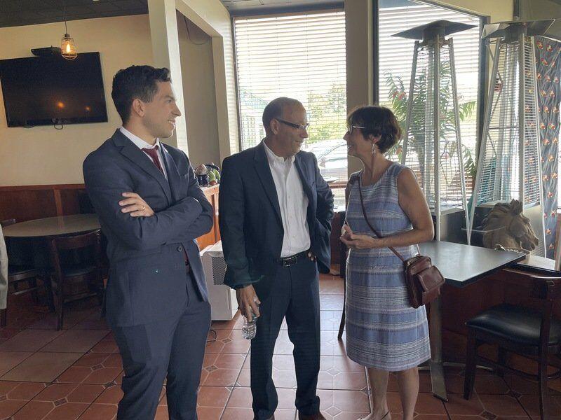Lawmakers tour Gateway Citiesin Merrimack Valley