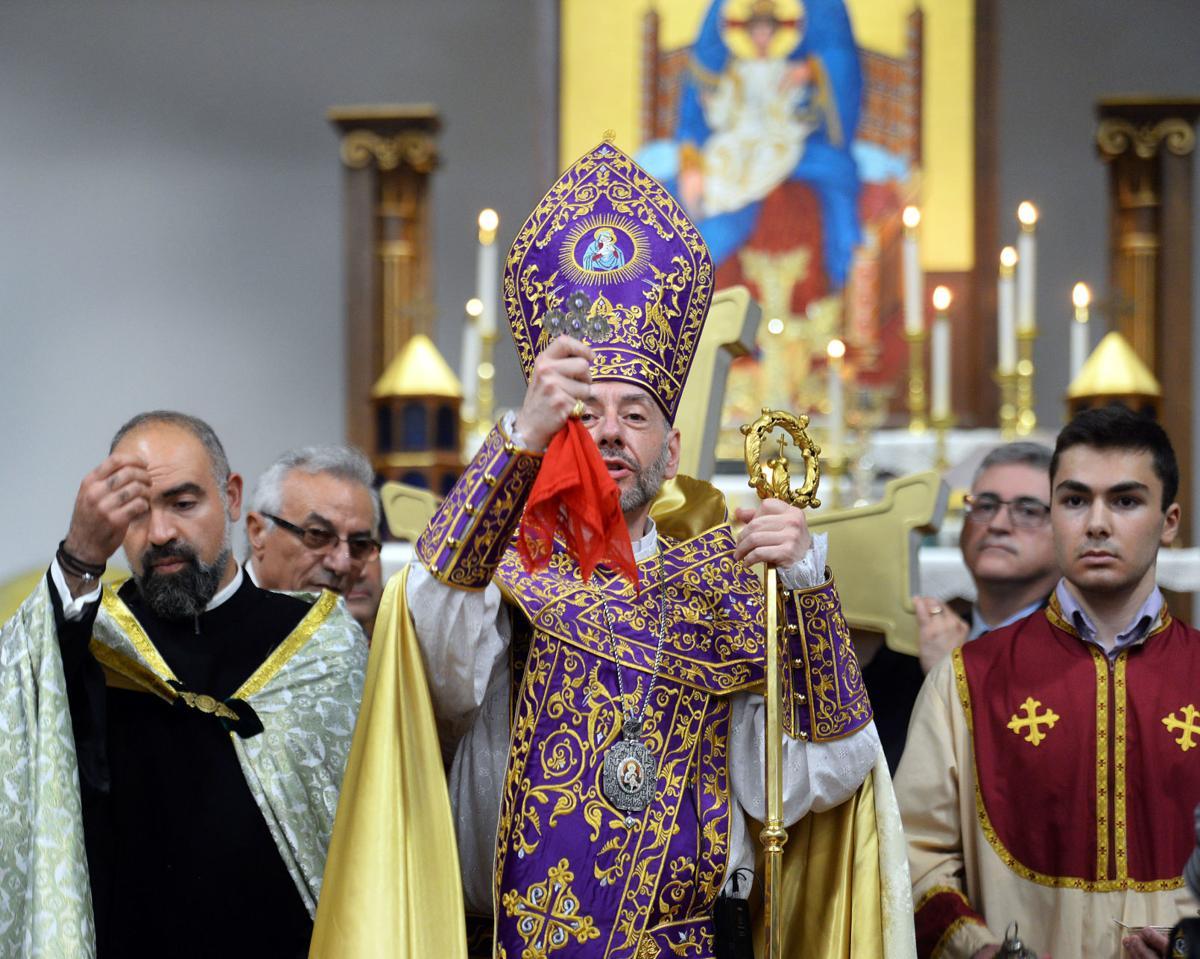 SLIDESHOW: The Armenian Apostolic Church at Hye Pointe