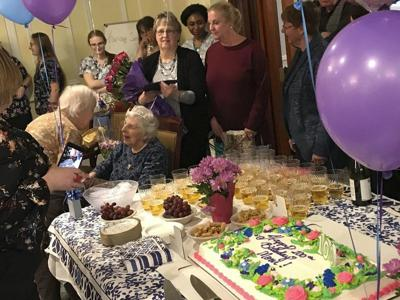 100 -- and going strong