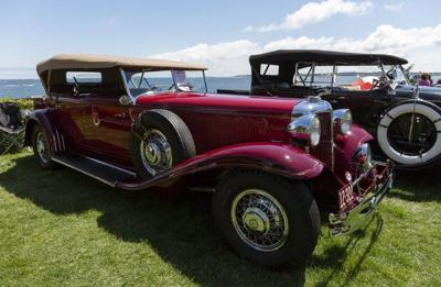 Vendor spaces available for classic car show