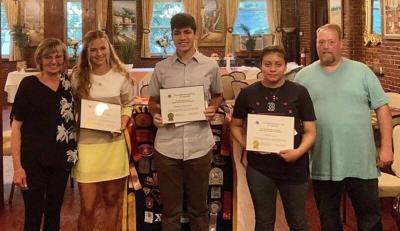 Pentucket Kiwanis award three $1,000 scholarships