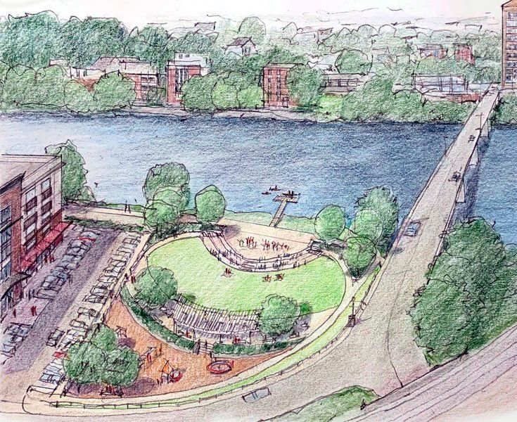 $1M sale of riverfront site approved