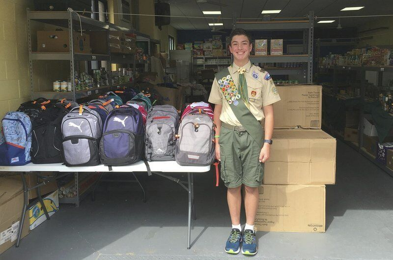 Teen's mission: Bring happiness to homeless kids