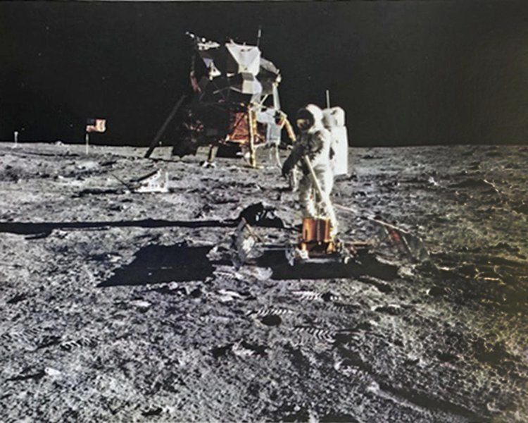 Haverhill man helped with moon landing