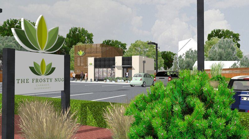 Public gets chance to comment on proposed 5th pot shop for city