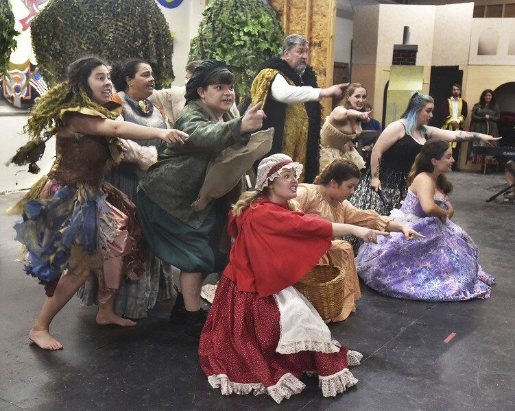 Pentucket Players to journey 'Into the Woods'