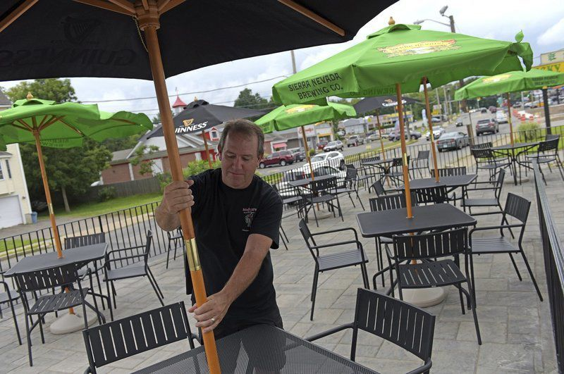 Route 125 'restaurant row' booming