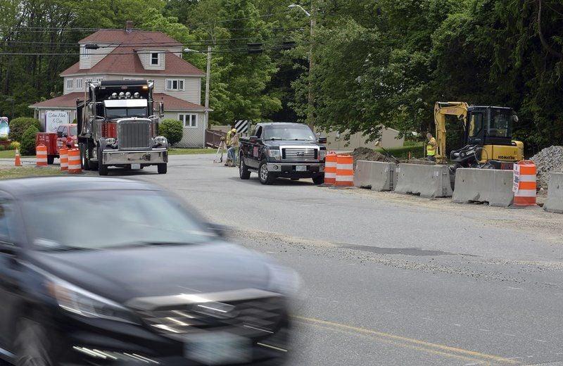 Drivers' complaints kick-start road work