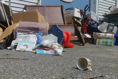 Frustration mounts at Ruth's House thrift shop where more junk dumped