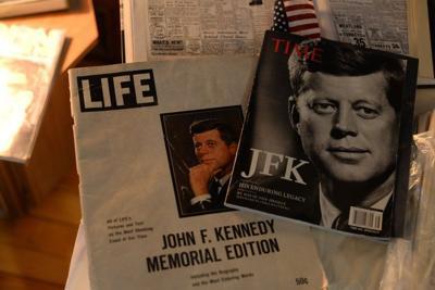 Trip planned to JFK birthday celebration