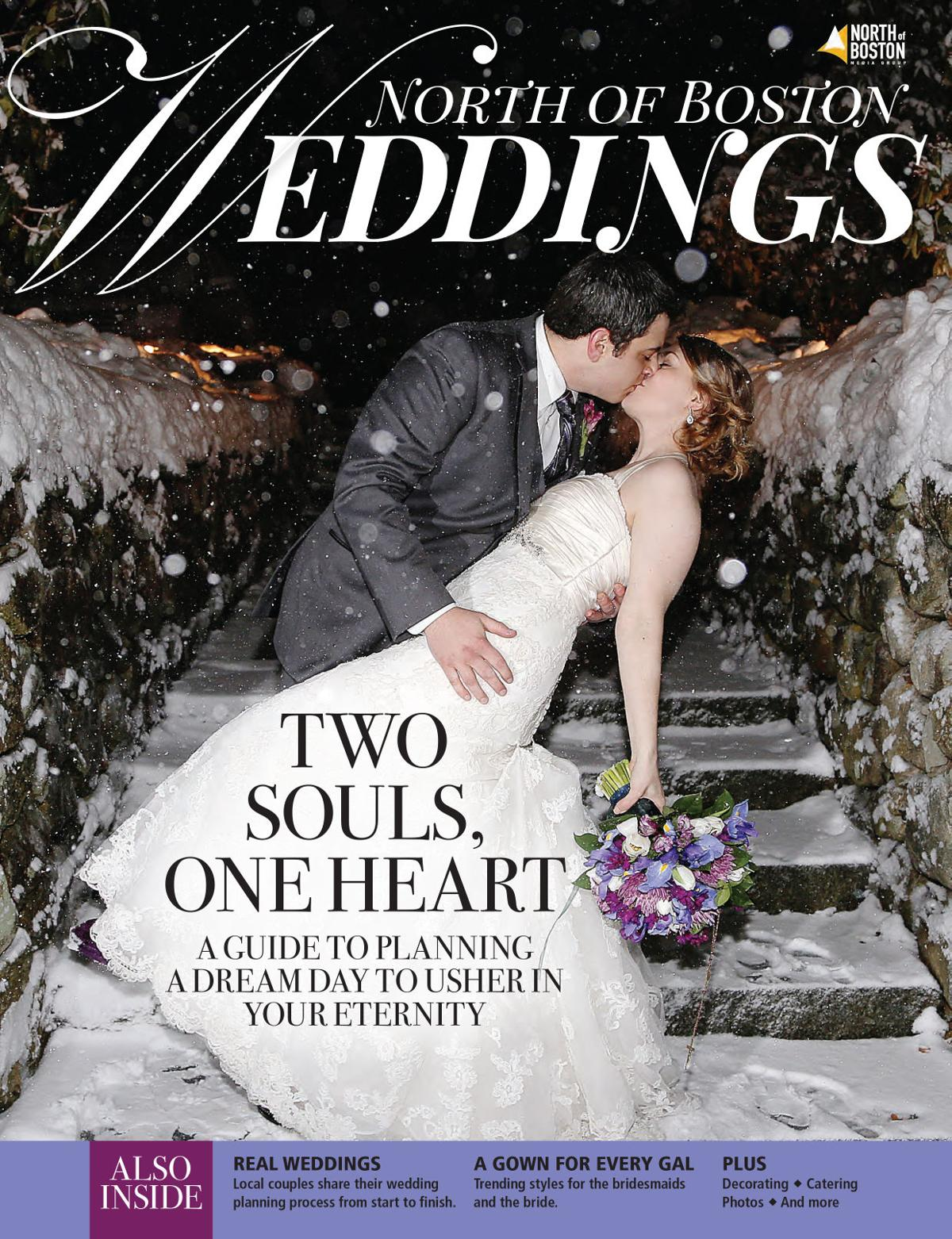 North of Boston Weddings Winter 2015