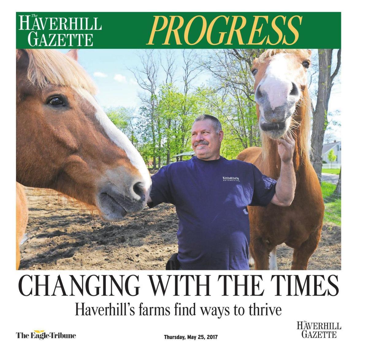 Haverhill Gazette Progress 2017