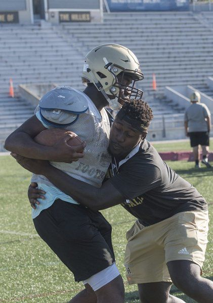 Brown and Gold back on the gridiron