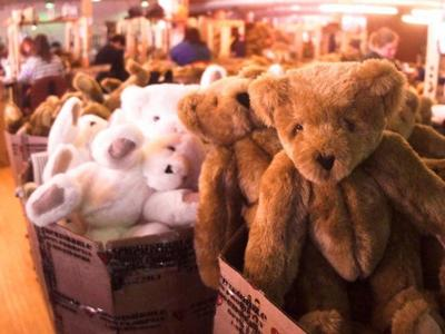 Helpers sought to make teddy bears for children