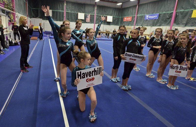 Local gymnasts shine