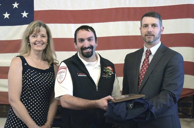 First responders, law enforcement professionals honored by Exchange Club