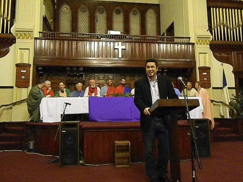 'The church is not the building'