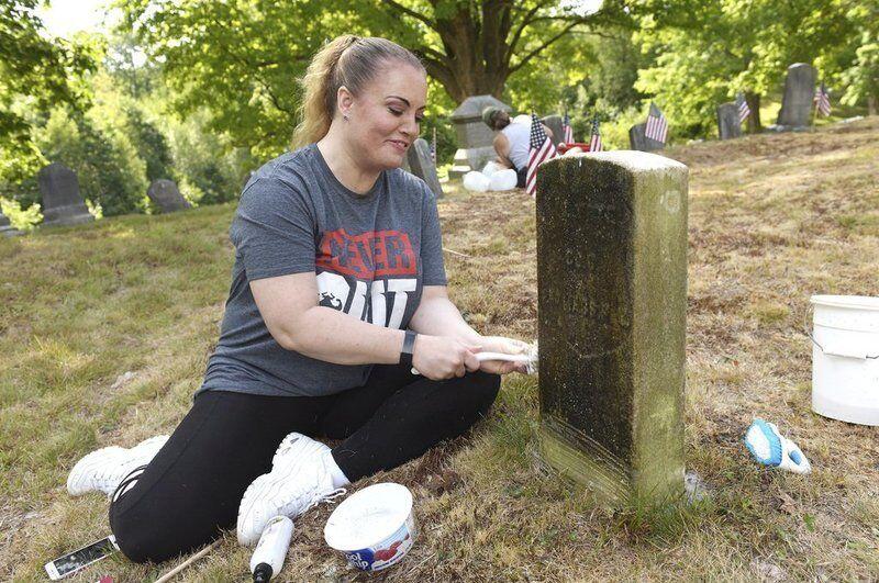 Honoring Civil War soldiers