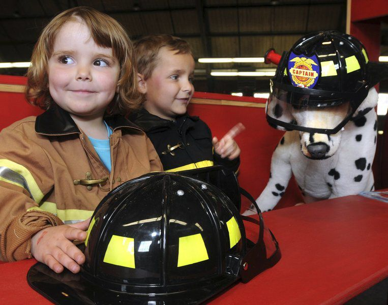 Firefighting Museum is open to visitors