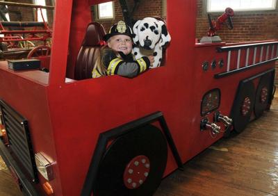 Firefighting Museum opens for the season
