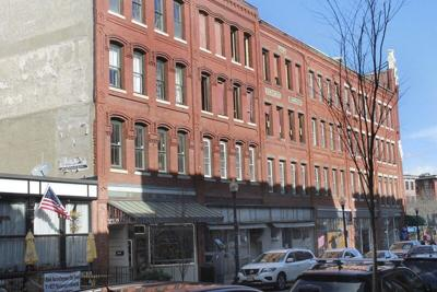 Historic building to become housing, retail space