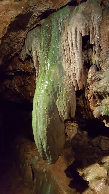 Exploring The Depths At Linville Caverns Linville Caverns Highcountrync Com