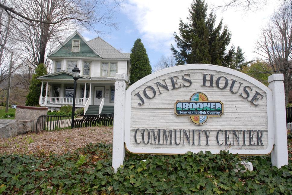 Jones House Community Center