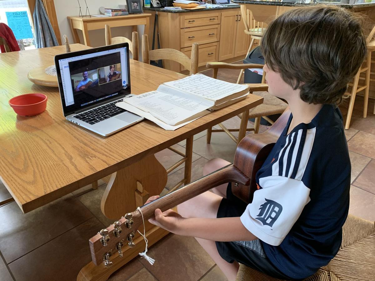 Jones House music lessons