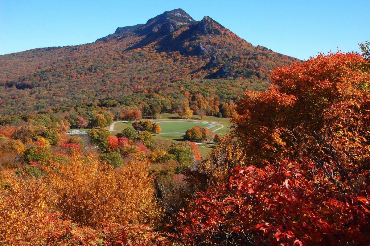 MacRae Meadows in Fall