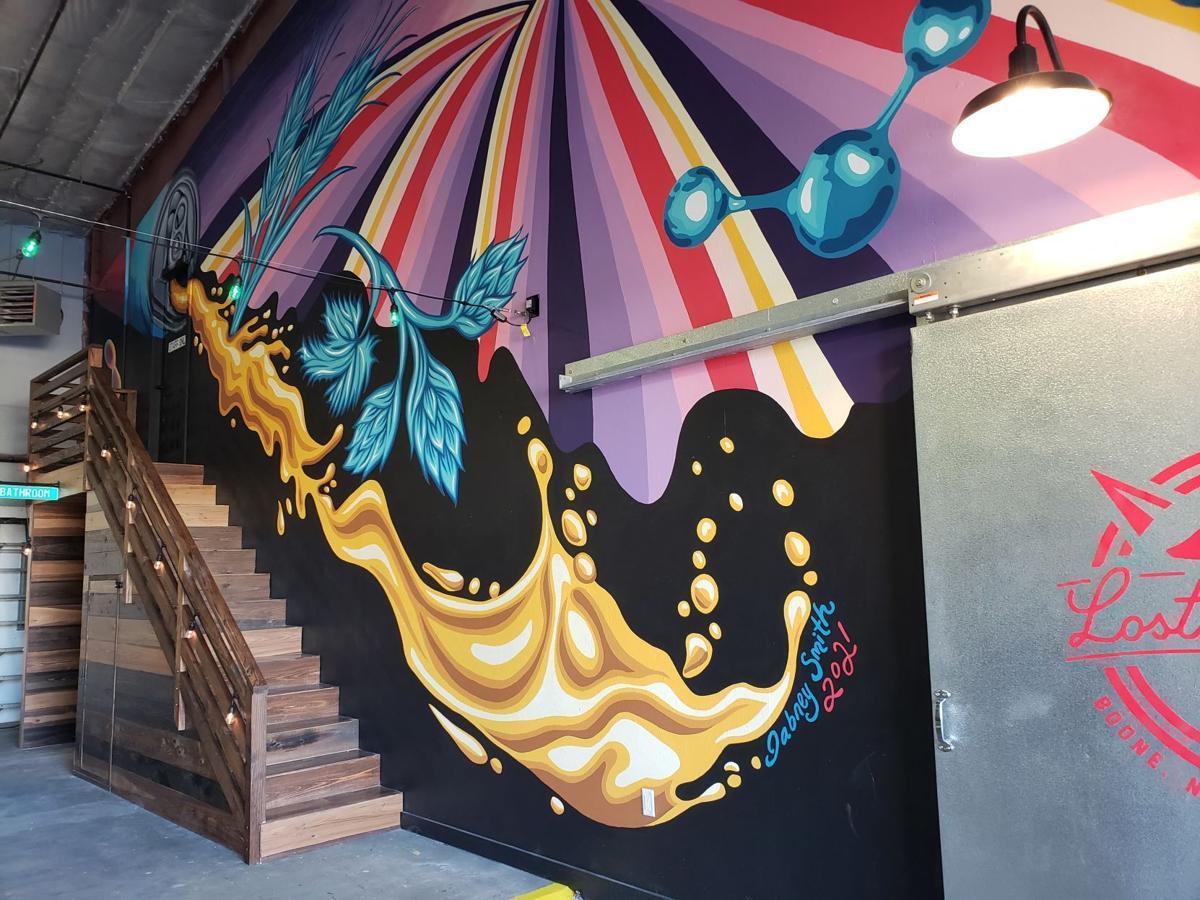 Smith mural