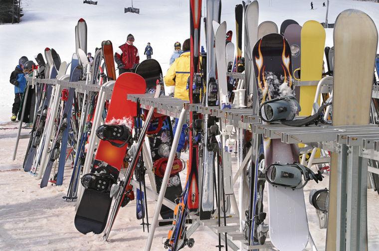 Ski - Equipment